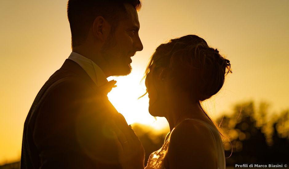 Il matrimonio di Pietro e Zinajda a Fiume Veneto, Pordenone