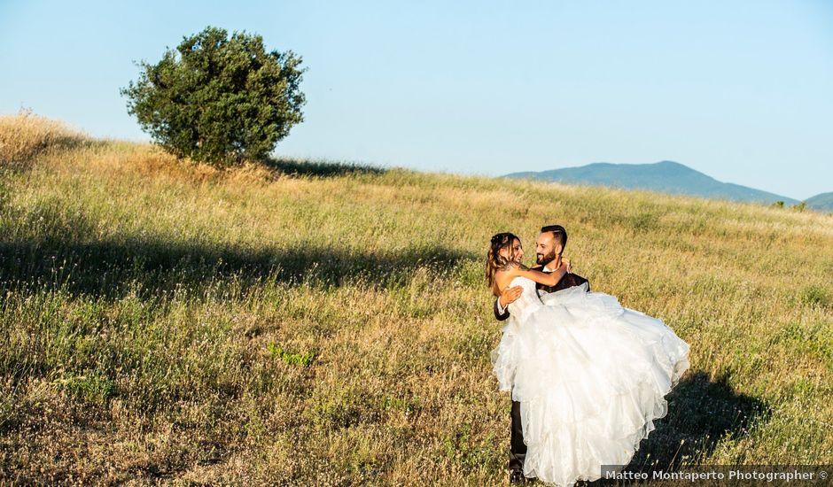 Il matrimonio di Matteo e Sabrina a Viterbo, Viterbo