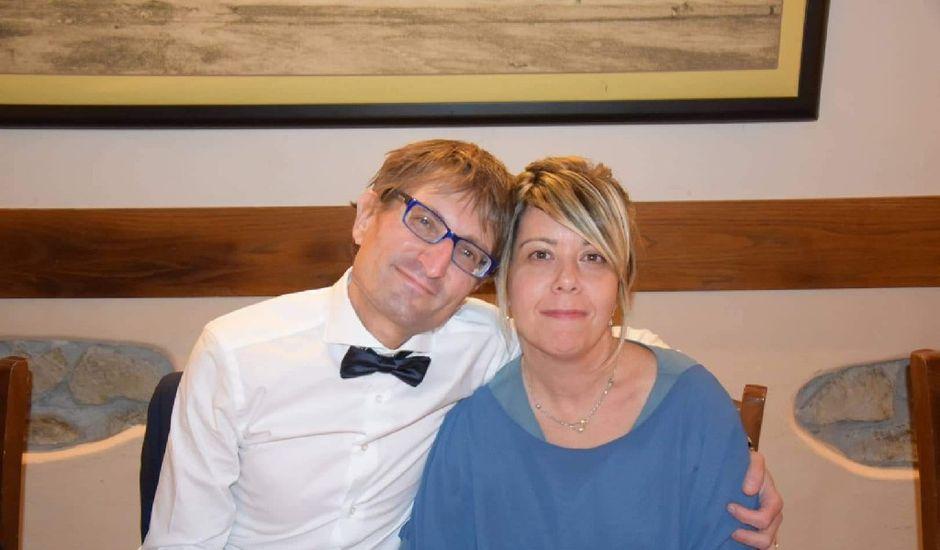 Il matrimonio di Ylenia e Andrea a Pistoia, Pistoia