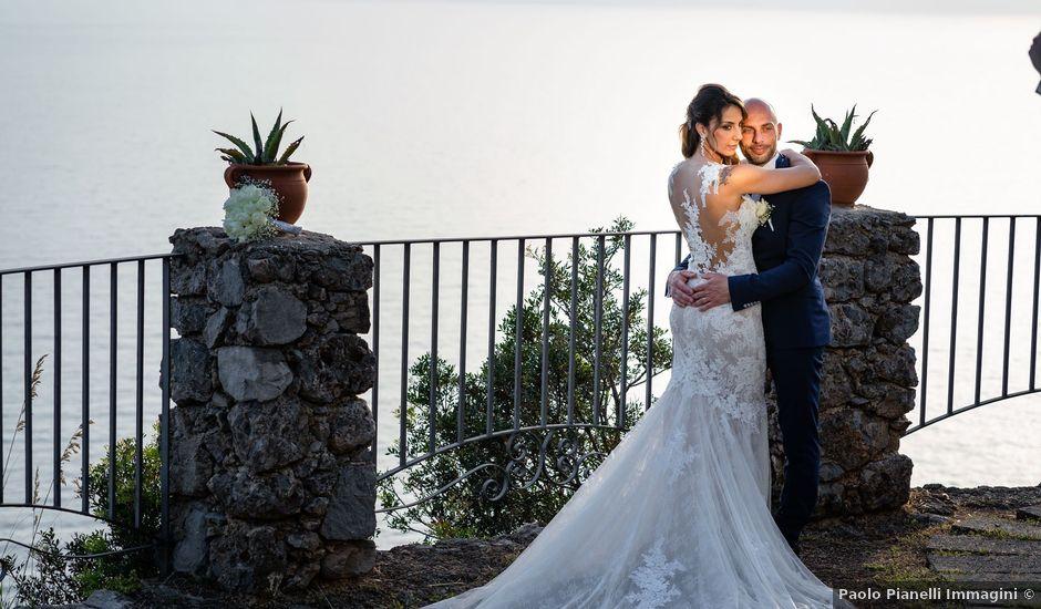 Il matrimonio di Ivan e Angela a Maratea, Potenza