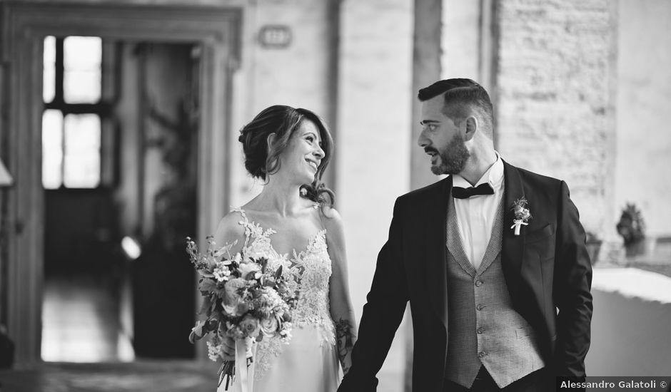 Il matrimonio di Francesco e Valentina a Perugia, Perugia