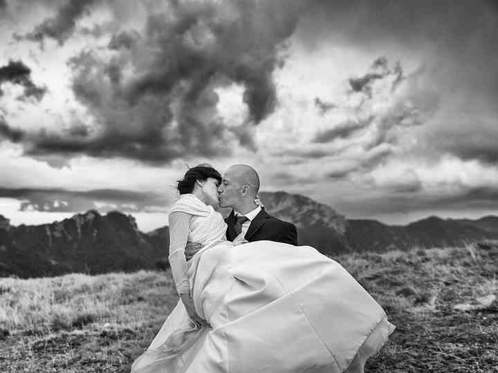 le nozze di Emanuela e Dimitrios