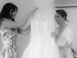 Le nozze di Erica e Mattia 1