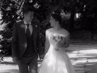 Le nozze di Erica e Mattia