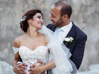Le nozze di Elisabetta e Dario