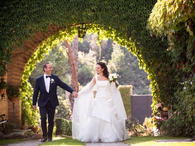 Le nozze di Ambra e Claudio