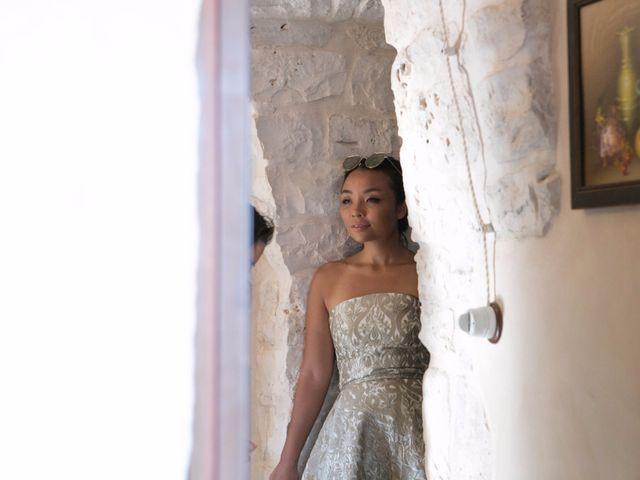 Il matrimonio di Sha e Gaia a Ceglie Messapica, Brindisi 5