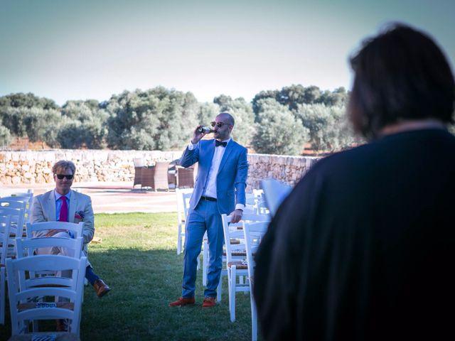Il matrimonio di Sha e Gaia a Ceglie Messapica, Brindisi 16
