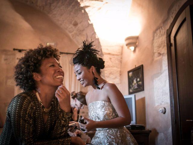 Il matrimonio di Sha e Gaia a Ceglie Messapica, Brindisi 51