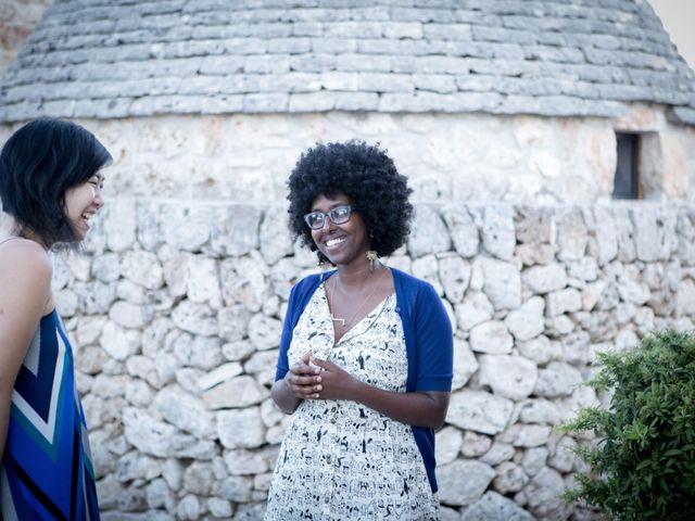 Il matrimonio di Sha e Gaia a Ceglie Messapica, Brindisi 77