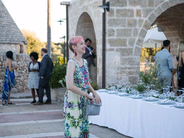 Il matrimonio di Sha e Gaia a Ceglie Messapica, Brindisi 78