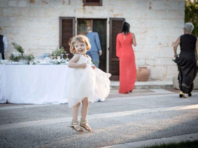 Il matrimonio di Sha e Gaia a Ceglie Messapica, Brindisi 79