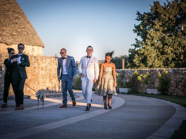Il matrimonio di Sha e Gaia a Ceglie Messapica, Brindisi 81