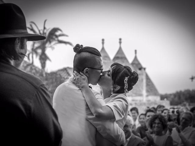 Il matrimonio di Sha e Gaia a Ceglie Messapica, Brindisi 91