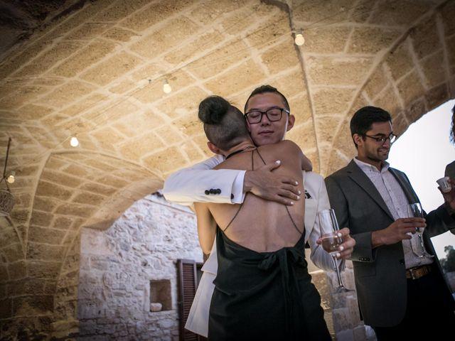 Il matrimonio di Sha e Gaia a Ceglie Messapica, Brindisi 97
