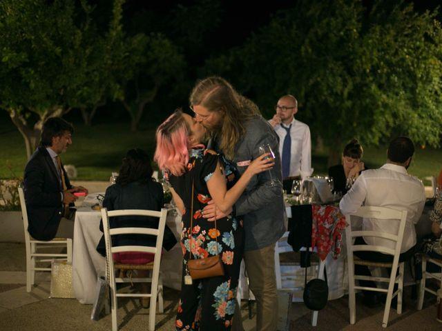 Il matrimonio di Sha e Gaia a Ceglie Messapica, Brindisi 111