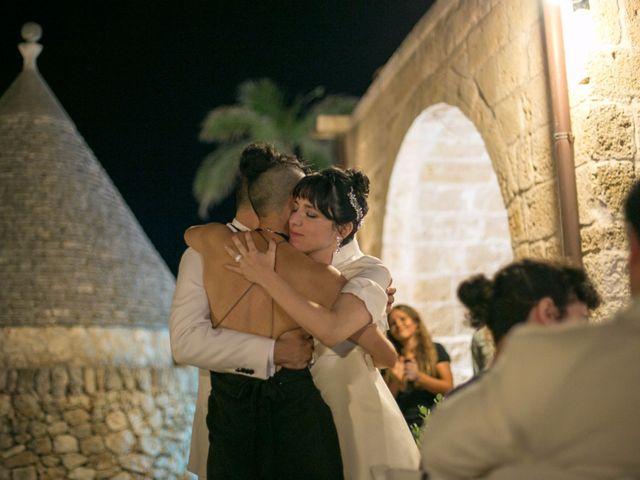 Il matrimonio di Sha e Gaia a Ceglie Messapica, Brindisi 115