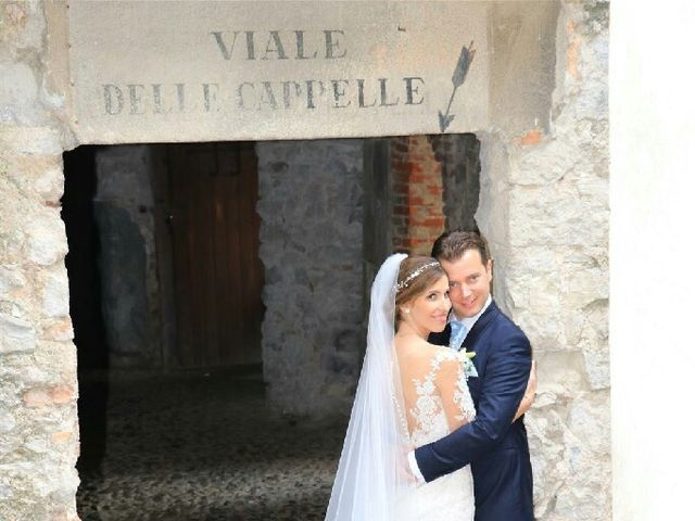 Il matrimonio di Emanuele e Cristina a Varese, Varese 9