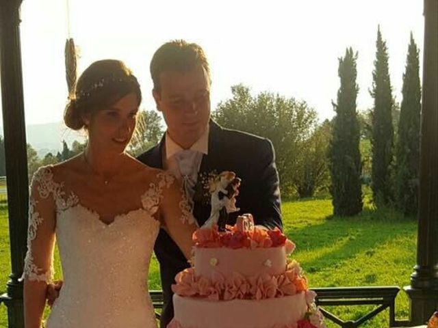Il matrimonio di Emanuele e Cristina a Varese, Varese 17