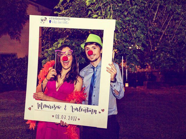 Il matrimonio di Maurizio e Valentina a Quarrata, Pistoia 20
