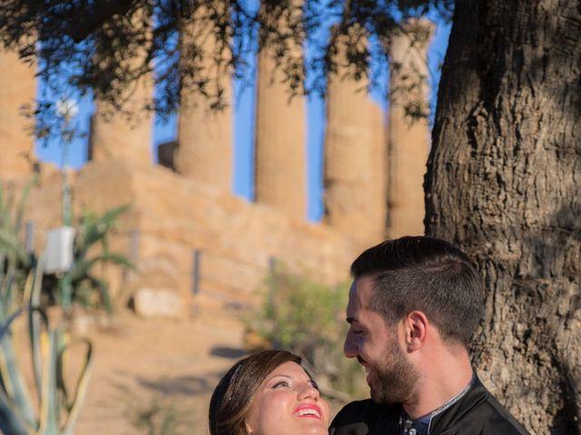 Il matrimonio di Giuseppe e Maria Teresa a Canicattì, Agrigento 10