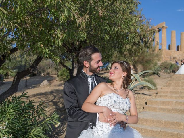 Il matrimonio di Giuseppe e Maria Teresa a Canicattì, Agrigento 15