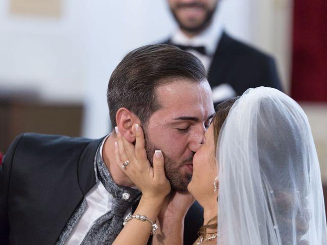 Il matrimonio di Giuseppe e Maria Teresa a Canicattì, Agrigento 16