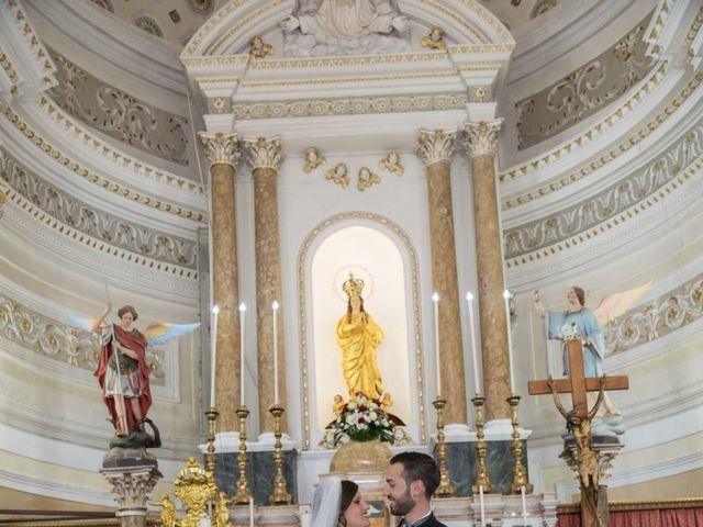 Il matrimonio di Giuseppe e Maria Teresa a Canicattì, Agrigento 17
