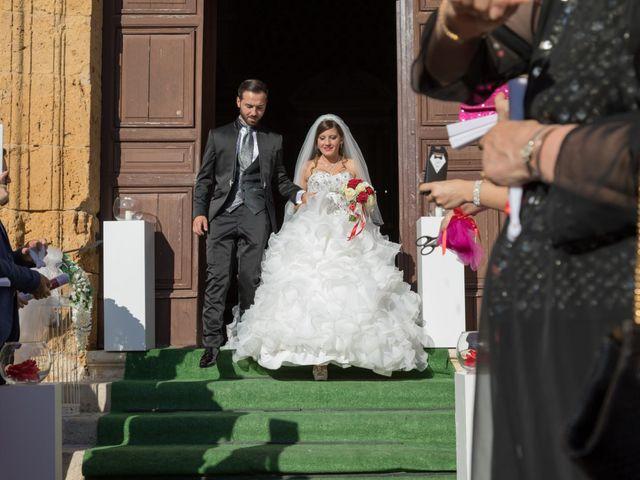 Il matrimonio di Giuseppe e Maria Teresa a Canicattì, Agrigento 18