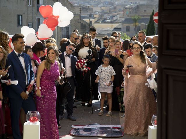 Il matrimonio di Giuseppe e Maria Teresa a Canicattì, Agrigento 35