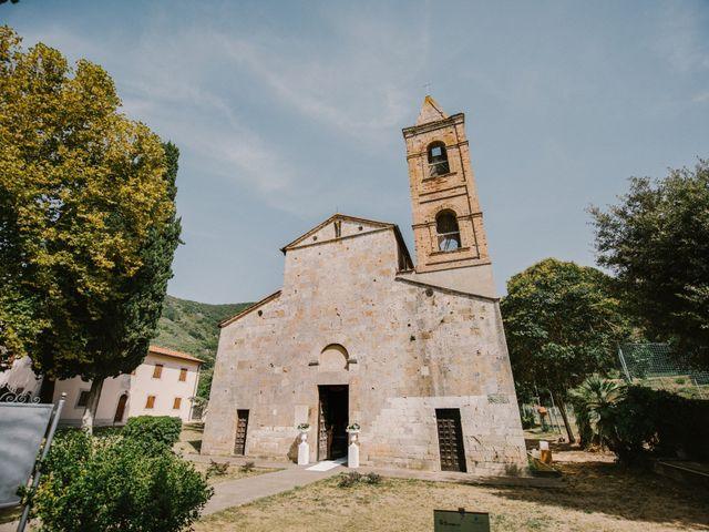 Il matrimonio di Pio e Eleonora a Buti, Pisa 16