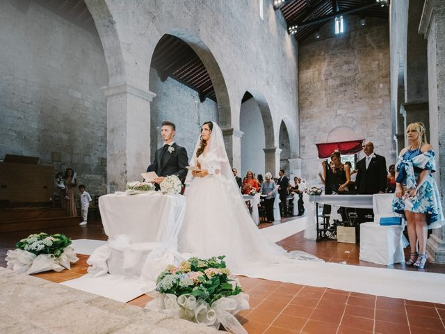 Il matrimonio di Pio e Eleonora a Buti, Pisa 20