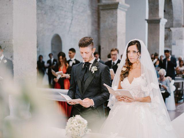 Il matrimonio di Pio e Eleonora a Buti, Pisa 25