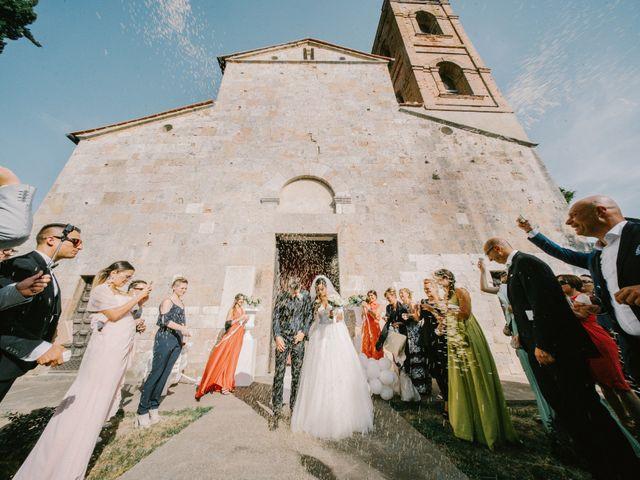 Il matrimonio di Pio e Eleonora a Buti, Pisa 28