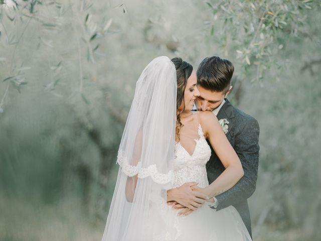 Il matrimonio di Pio e Eleonora a Buti, Pisa 33