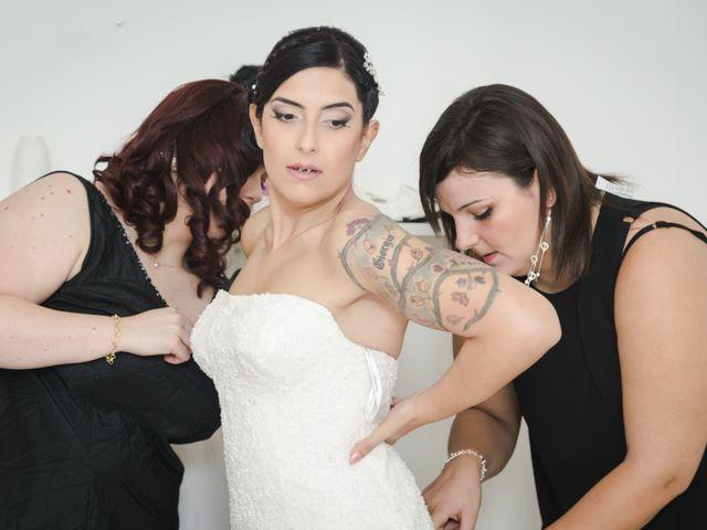 Il matrimonio di Emilio e Sabrina a Quartu Sant'Elena, Cagliari 11