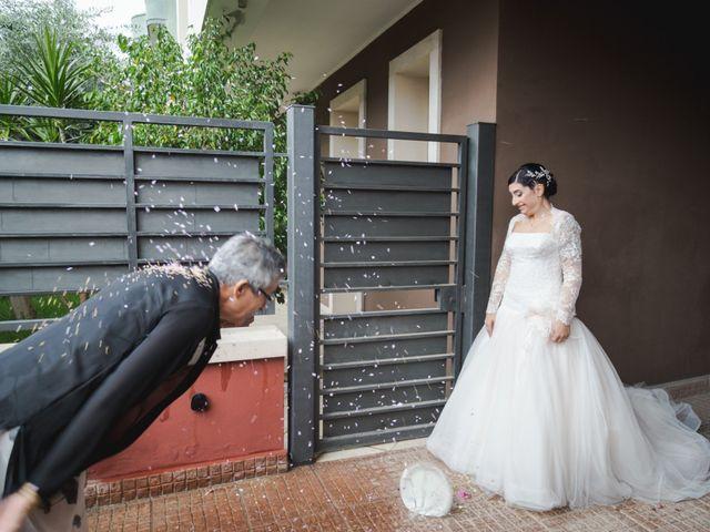 Il matrimonio di Emilio e Sabrina a Quartu Sant'Elena, Cagliari 16