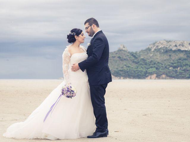 le nozze di Sabrina e Emilio