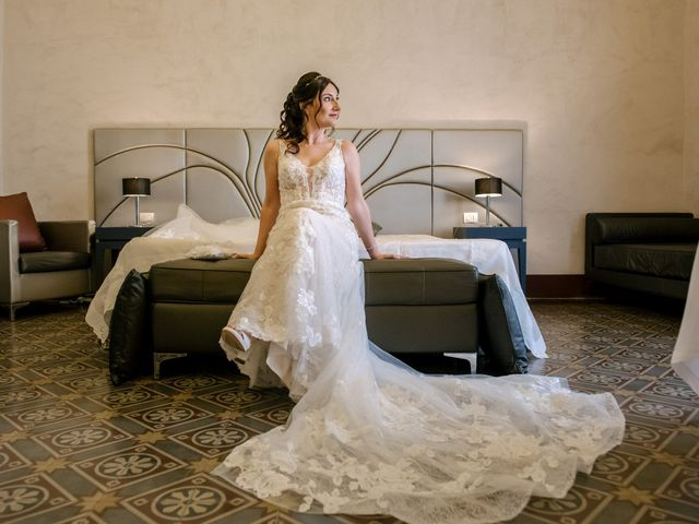 Il matrimonio di Marilena e Sebastiano a Ragusa, Ragusa 22
