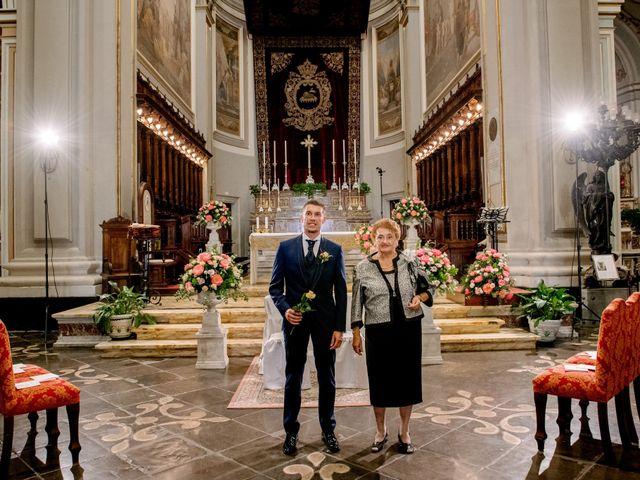 Il matrimonio di Marilena e Sebastiano a Ragusa, Ragusa 33