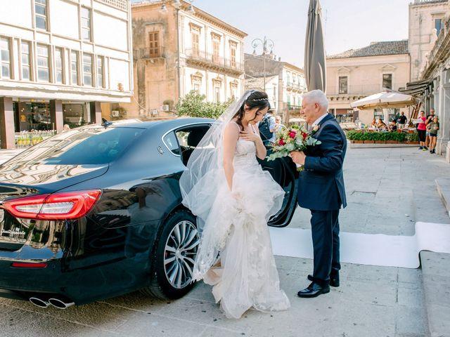 Il matrimonio di Marilena e Sebastiano a Ragusa, Ragusa 35