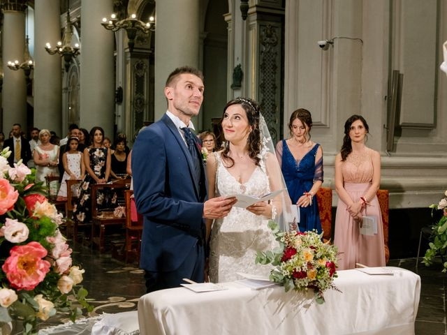 Il matrimonio di Marilena e Sebastiano a Ragusa, Ragusa 41