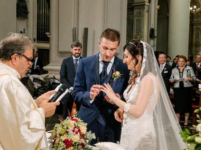 Il matrimonio di Marilena e Sebastiano a Ragusa, Ragusa 43