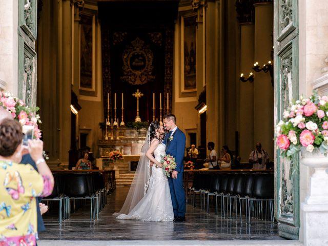 Il matrimonio di Marilena e Sebastiano a Ragusa, Ragusa 46