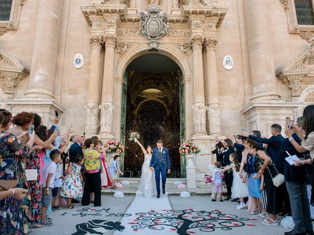 Il matrimonio di Marilena e Sebastiano a Ragusa, Ragusa 47