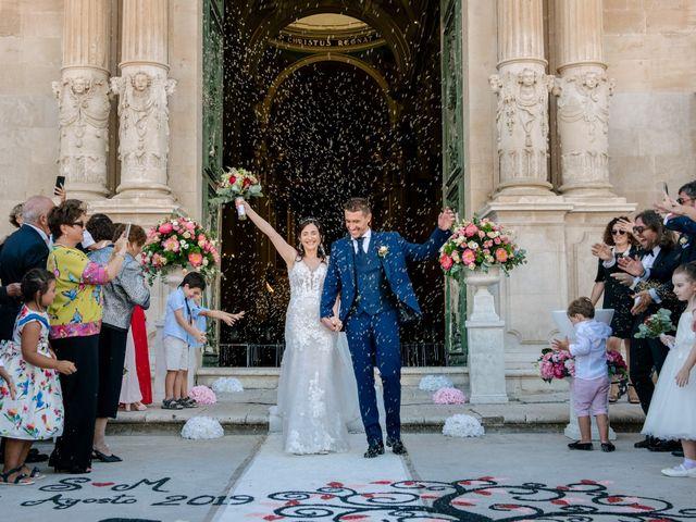 Il matrimonio di Marilena e Sebastiano a Ragusa, Ragusa 48
