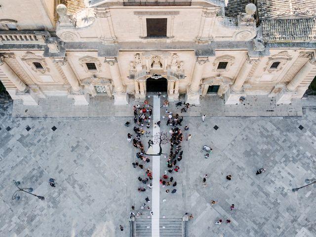 Il matrimonio di Marilena e Sebastiano a Ragusa, Ragusa 49