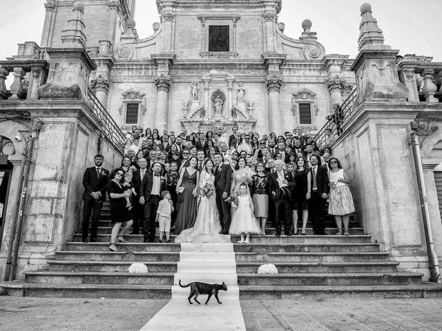 Il matrimonio di Marilena e Sebastiano a Ragusa, Ragusa 50