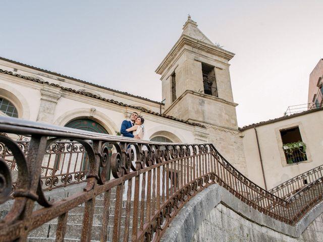 Il matrimonio di Marilena e Sebastiano a Ragusa, Ragusa 51