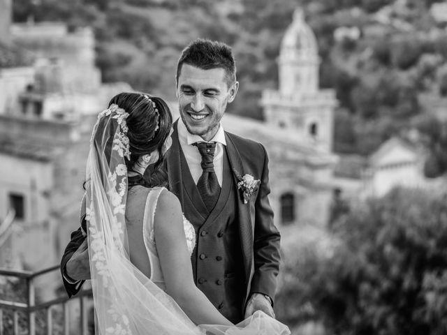 Il matrimonio di Marilena e Sebastiano a Ragusa, Ragusa 57